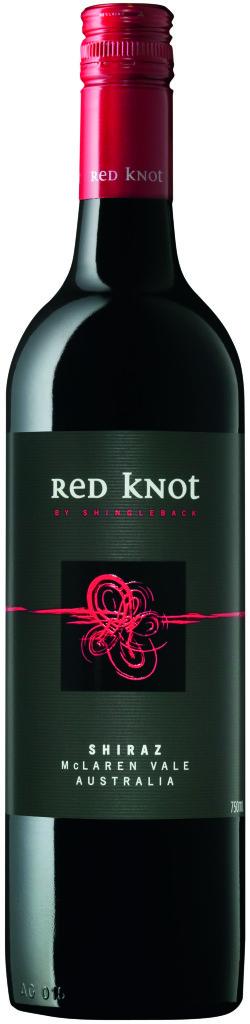 Shingleback Red Knot Shiraz