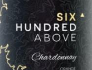 Six Hundred Chardonnay