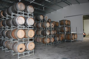 Barrel Hall